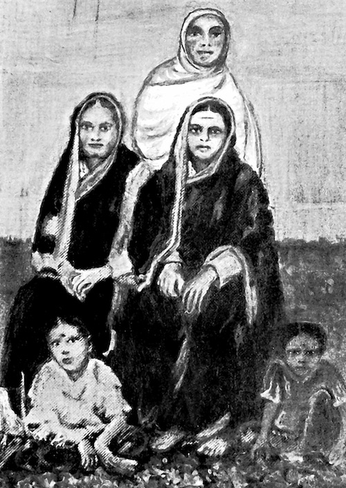Savitribai & Fatima Sheikh_B&W