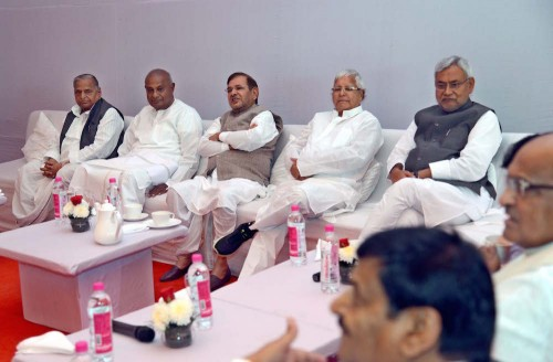 THIRD FRONT MEETING