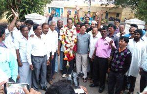 BP Mahesh chandra guru