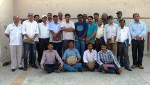 Pramod Ranjan with FP Team
