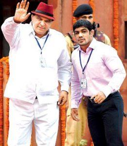 Satpal Singh, Sushil Kumar