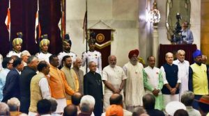 new ministers