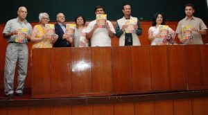 FP Bahujan Lit Annual released at FP 5th_June 2014