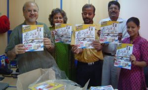 FP team holds May 2009 issue