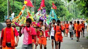 kanwariya march