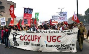 ugc protest2