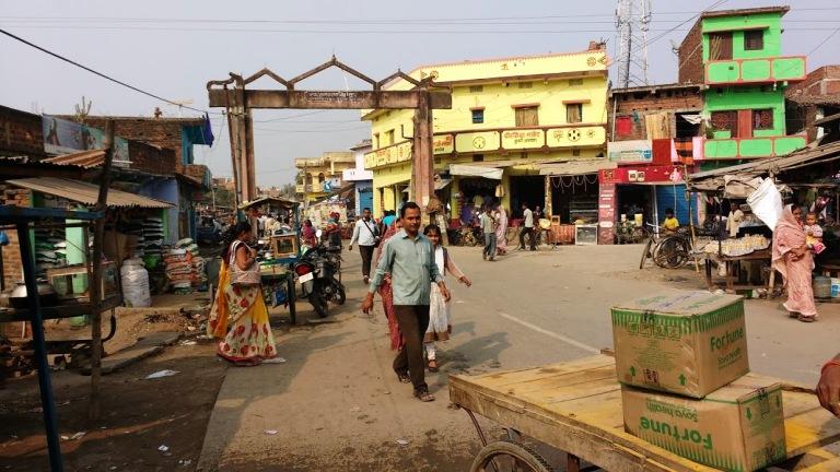 kurtha-market
