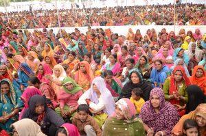 maila-mukti-yatra-rashtriya-garima-abhiyan-participents-women