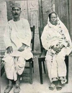 premchand-and-his-wife