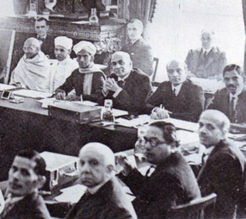 Life And Times Of Dr B R Ambedkar, Explain First Round Table Conference